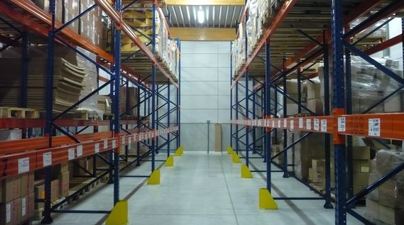 buy used logistics equipment racks forklift