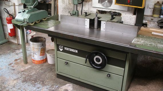 buy used woodworking machinery saw jointing machine planning machine