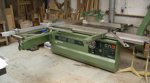 sale of used carpentry machines and woodmachines